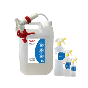 Sanitisers & Cleaners
