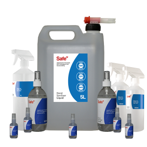 Hand Sanitiser & Surface Cleaner Kits